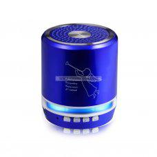 Altavoz T-2308A Bluetooth USB pendrive TF card memoria radio con luz