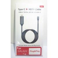 cable HDMI para movil tipo-c galaxy S8