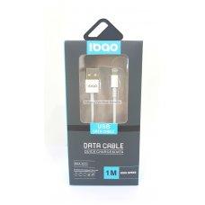 IBAO Cable para iphone 1 metro con 1 año garantia
