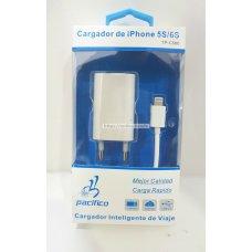 Cargador para iphone 5g 2 en 1 TP-C560