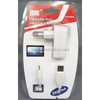 Cargador de Tablet 2.35mm fino CUSB054 5V 2A