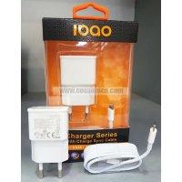 Cargador 5G 2 en 1 de alta calidad 2.1A IBAO