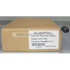 Cargador de Portatil 19V 3.42A 65W 5.5*2.1mm para Acer HP ref:11412