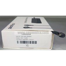 Cargador de Portatil 20V 3.25A 65W 5.5*2.5mm para FUJITSU ref:11520