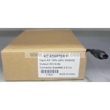 Cargador de Portatil 20V 4.5A 90W 5.5*2.5mm para FUJITSU ref:11521