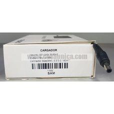 Cargador de Portatil 19V 3.15A 60W 5.5*3.0mm para SAMSUNG ref:11532