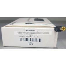 Cargador de Portatil 19.5V 3.34A 65W 6.0*4.4mm para SONY ref:11916