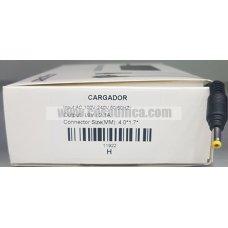 Cargador de Portatil 19V 2.1A 40W 4.0*1.7mm para HP ref:11922