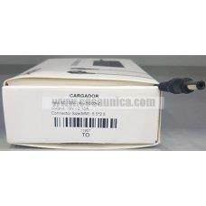 Cargador de Portatil 19V 2.15A 40W 5.5*2.5mm para TOSHIBA ref:11957