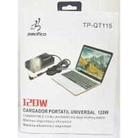 TP-QT115 Cargador universal para portatil