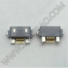 Xperia Z L36h LT36h C6603 C6602 Xperia TX LT29i Xperia V LT25i Xperia U ST25i Conector de carga