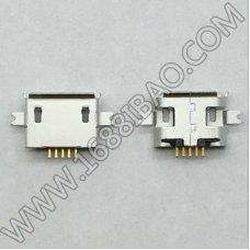 Defy ME525 Conector de carga curva