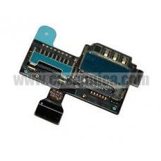 Flex de letctor SIM para Galaxy S4 mini GT-I9190