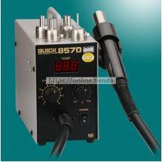 Quick 857D Estacion de aire caliente