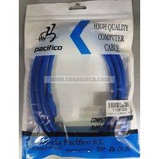 Cable USB 3.0 tipo A Macho - Micro B Macho