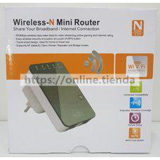 Repetidor Wi-Fi WIFI extender 600M AP repeater router