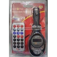 Mp3 para coche Pendrive USB tarjeta memoria TF card audio jack