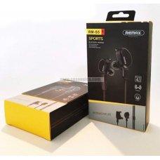 REMAX RM-S5 Inalámbrico Bluetooth magnética Auriculares deportivos