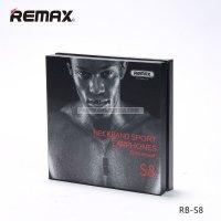 REMAX RB-S8 Inalámbrico Bluetooth magnética Auriculares deportivos