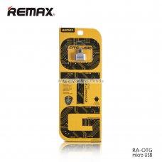 Remax RA-OTG MicroUSB-USB OTG adaptador