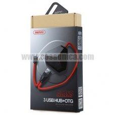 REMAX Multi Puerto USB HUB RU-U3