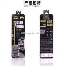 WK King Kong WDC-013 cable de dato y carga para iphone