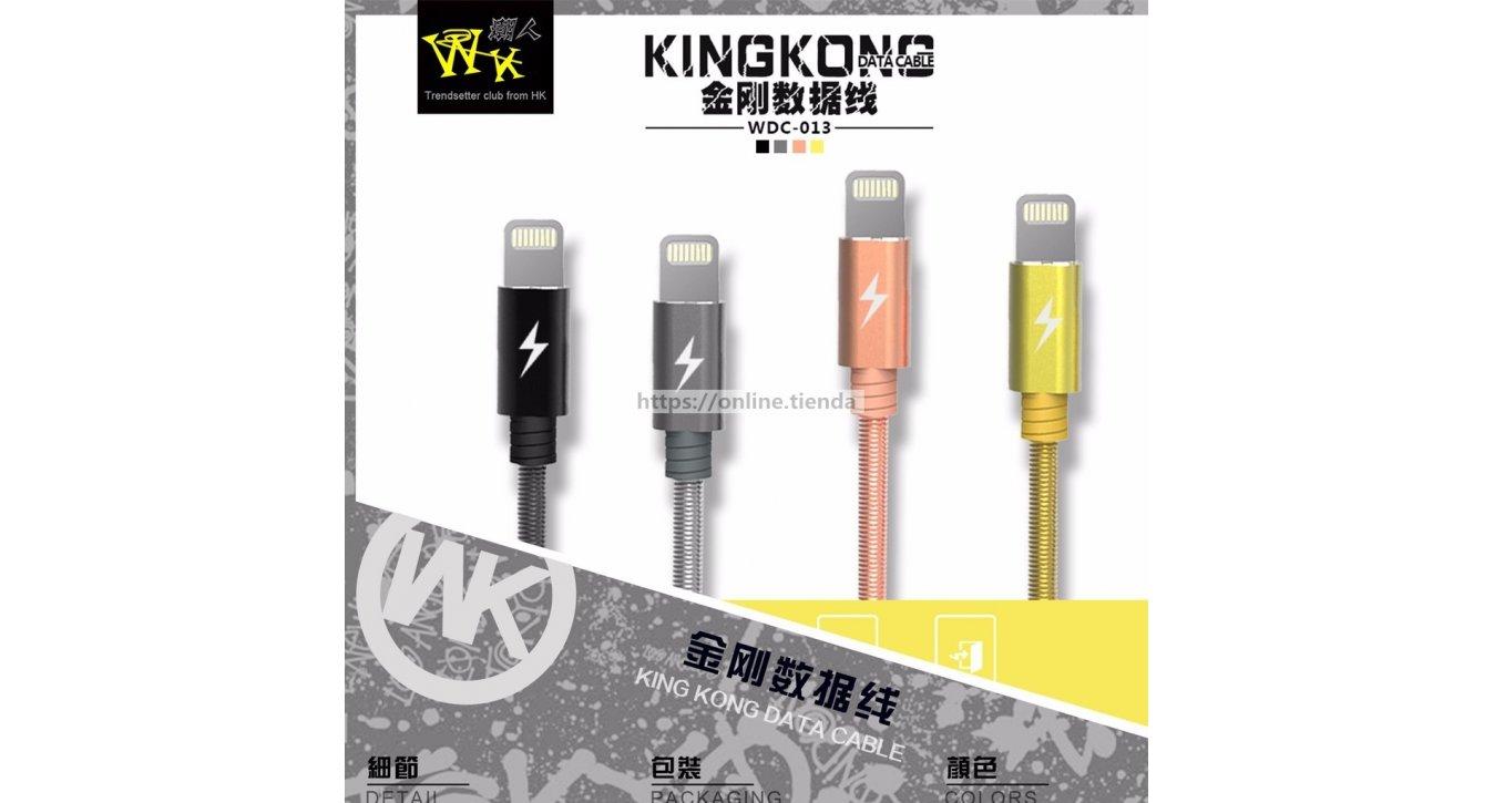 WK King Kong WDC-013 cable de dato y carga