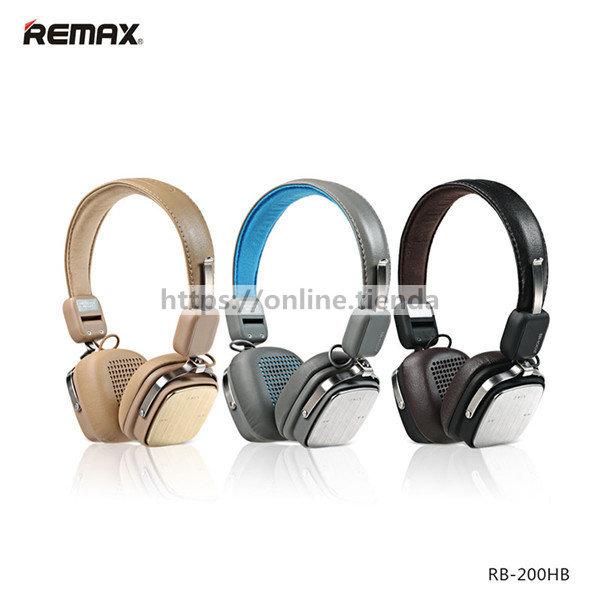 Remax Rb 200hb Auricular Bluetooth